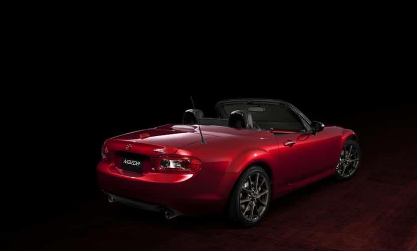 Mazda MX 5 25 Aniversario 3