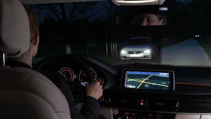 Sistemas de iluminación BMW 7