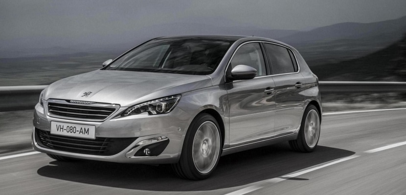 el peugeot 308 recibe dos nuevos motores gasolina y diesel. Black Bedroom Furniture Sets. Home Design Ideas