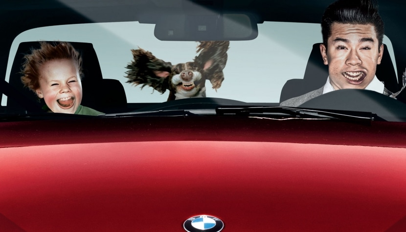 April Fools Day de BMW