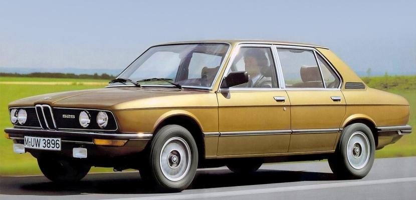 Sistemas de iluminación BMW 5
