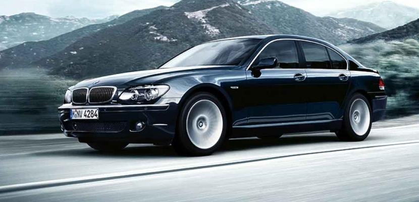 Sistemas de iluminación BMW 6