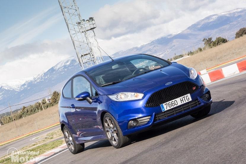 Ford Fiesta ST consumos