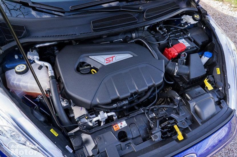 Motor Ford Fiesta ST