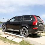 Jornadas de Conducción Segura Volvo 2014