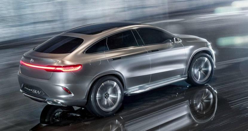 Mercedes Concept Coupé Salón Pekín 2014