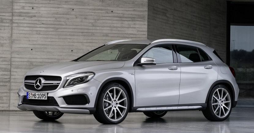 Mercedes GLA 45 AMG precio España