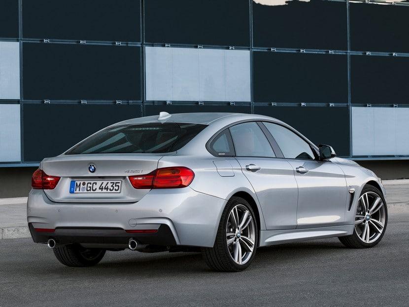 Precios BMW Serie 4 Gran Coupé España