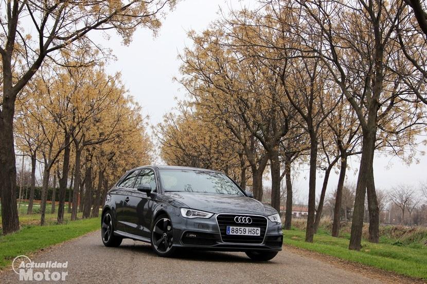 Prueba Audi A3 TFSI 140 CV COD consumo