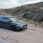 Prueba Audi A3 TFSI COD 140 CV equipamiento