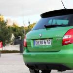 Prueba Skoda Fabia RS Motor y comportamiento