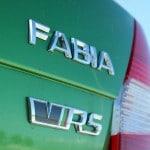 Prueba Skoda Fabia RS Diseño
