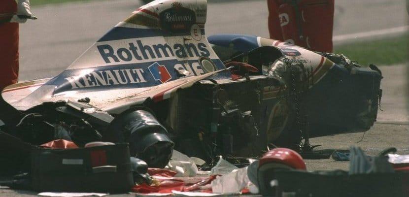 Ayrton Senna, Williams, GP Imola 1994