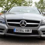 Toma de contacto Mercedes CLS, SLK y ML