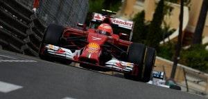 Kimi Räikkönen, Ferrari, GP Monaco 2014