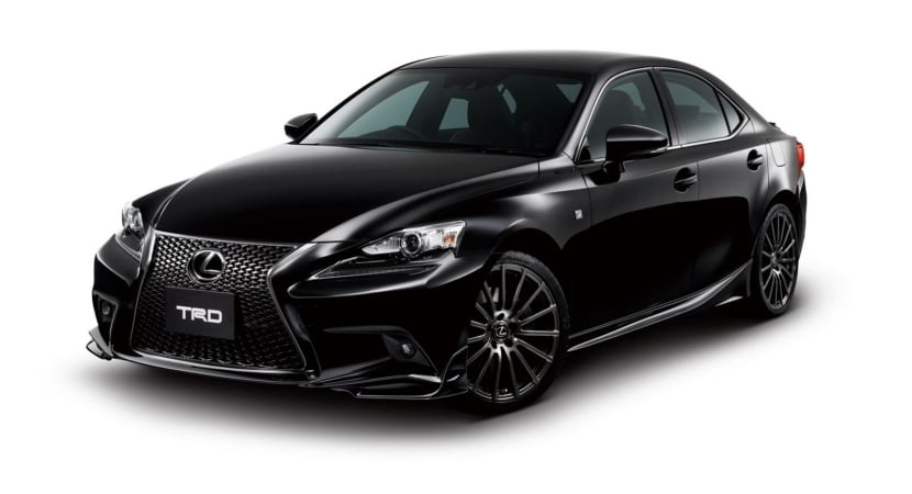 Lexus_IS_TRD_25_Aniversario