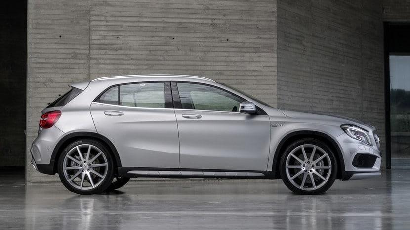 Mercedes GLA Coupé