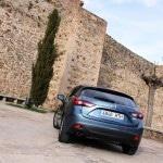 Prueba Mazda 3 Skyactiv G 120 CV Style motor consumo