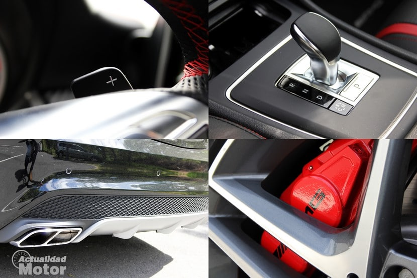 Prueba Mercedes CLA 45 AMG 360 CV