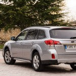 Subaru Outback Diesel Automático