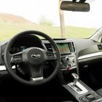 Subaru Outback Diesel Automático Interior