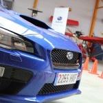 Prueba Subaru WRX STI