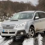 Subaru Outback diésel automático