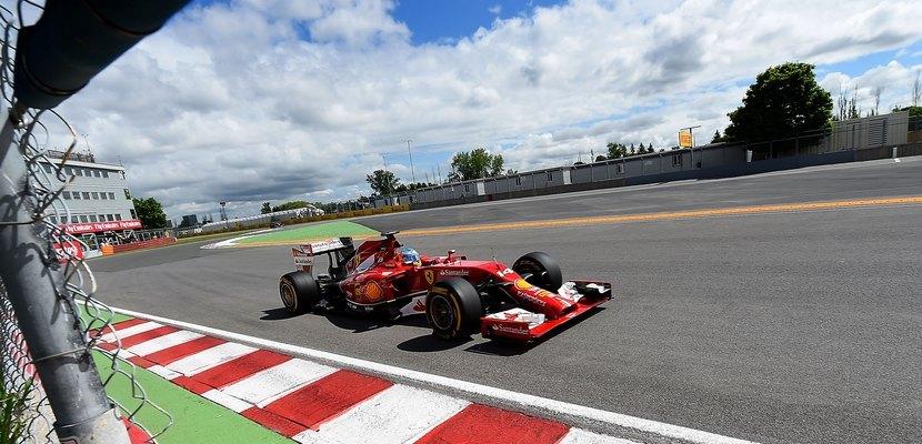 Fernando Alonso, Ferrari, GP Canadá 2014