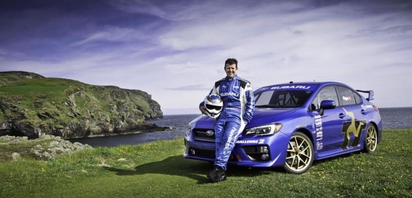 Subaru Isla de Man 2015 1