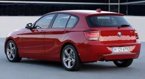 BMW Serie 1 tercera generación 2018