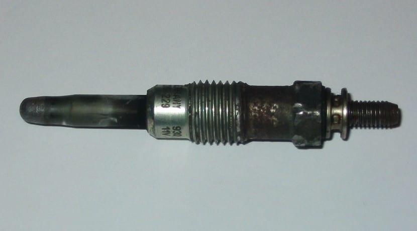 Calentador diesel usado