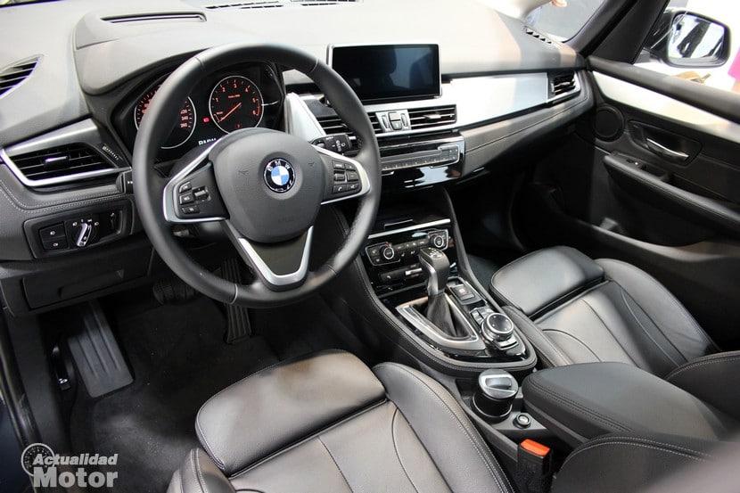 BMW Serie 2 Active Tourer al natural
