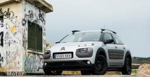 Prueba Citroën C4 Cactus Puretech