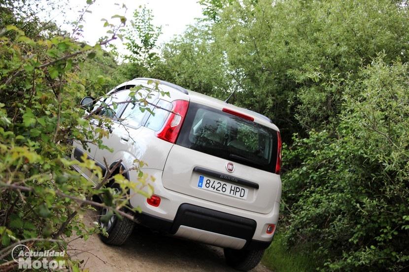 Prueba FIAT Panda 4x4 diésel 75 CV motor y consumo