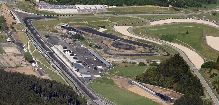 GP Austria 2014