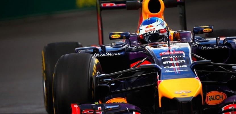 Sebastian Vettel, Red Bull, GP Canadá 2014