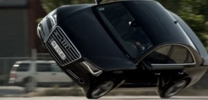 Audi A8 Transporter