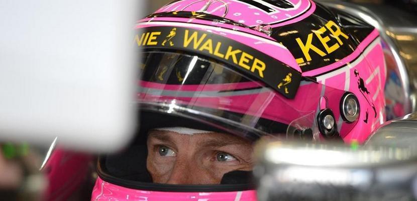 Jenson Button, McLaren, GP Gran Bretaña 2014