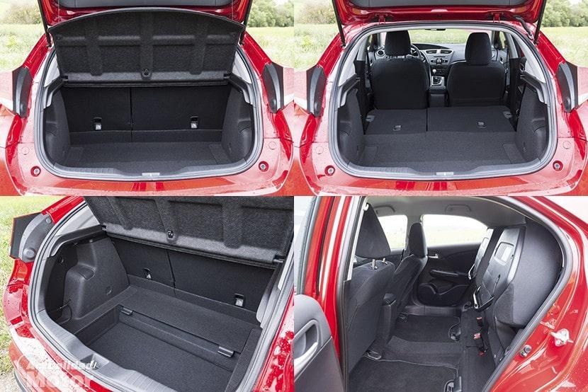 La increíble versatilidad del Honda Civic