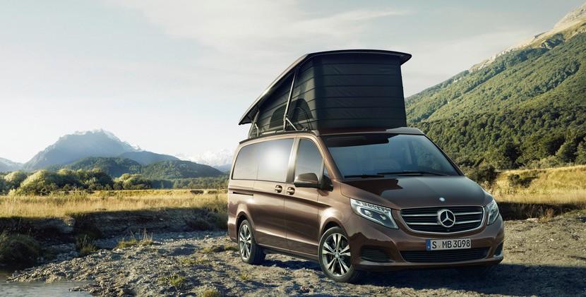 Mercedes Clase V Marco Polo