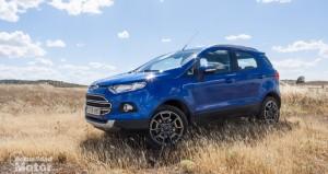 Prueba Ford Ecosport TDCI