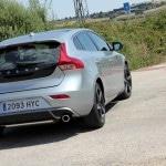 Sistemas de seguridad Volvo V40