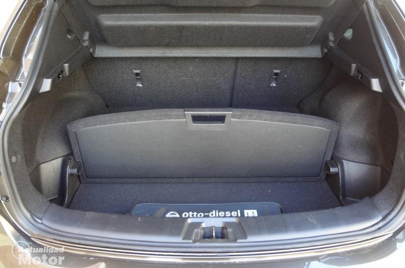 Nissan Qasqhai 2014 maletero