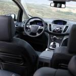 Prueba Ford Grand C-MAX 2.0 TDCI 140 CV Powershift equipamiento