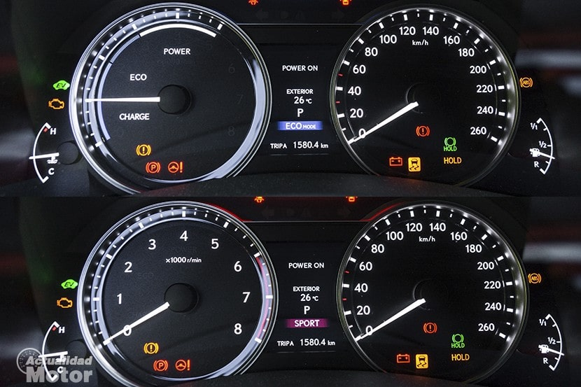 relojes-lexus-gs-300-h
