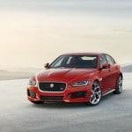Jaguar XE oficial 2