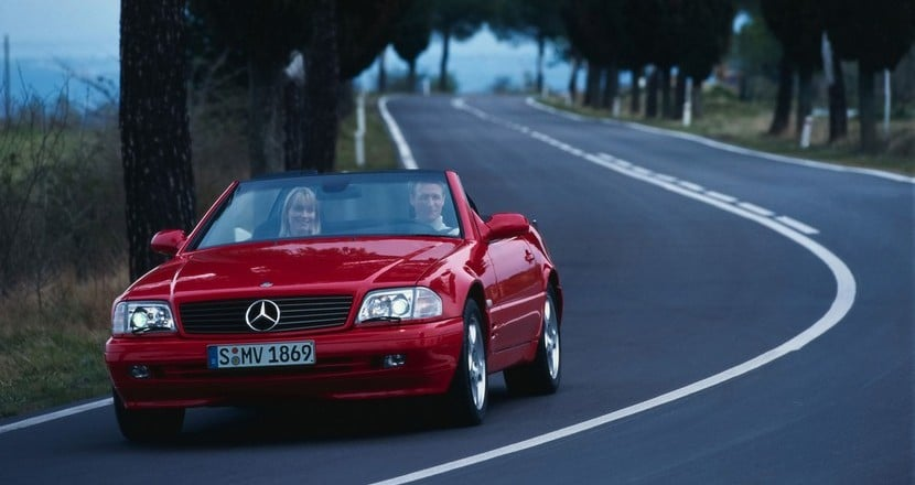 Mercedes-Benz-SL-R129