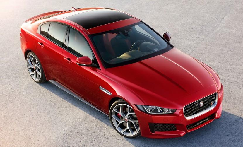 Jaguar XE-S 2015 detalles