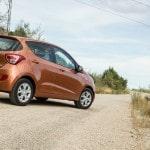 Prueba Hyundai i10 1.2 87 CV Habitabilidad