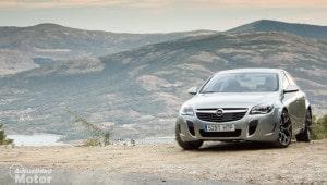Prueba Opel Insignia OPC 2014